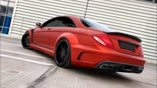 MERCEDES CL W216 TUNING BODY KIT