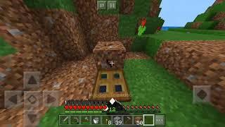 Gambar cover Minecraft PE Timelapse   Mari Bertani dan Mining!!!