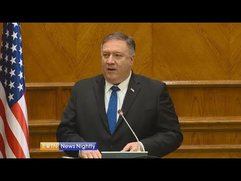 Mike Pompeo begins eight-nation tour in Middle East - ENN 2019-01-08