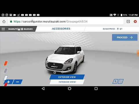 Download Swift Body Kit And Accereioes With Price MP3, 3GP, MP4
