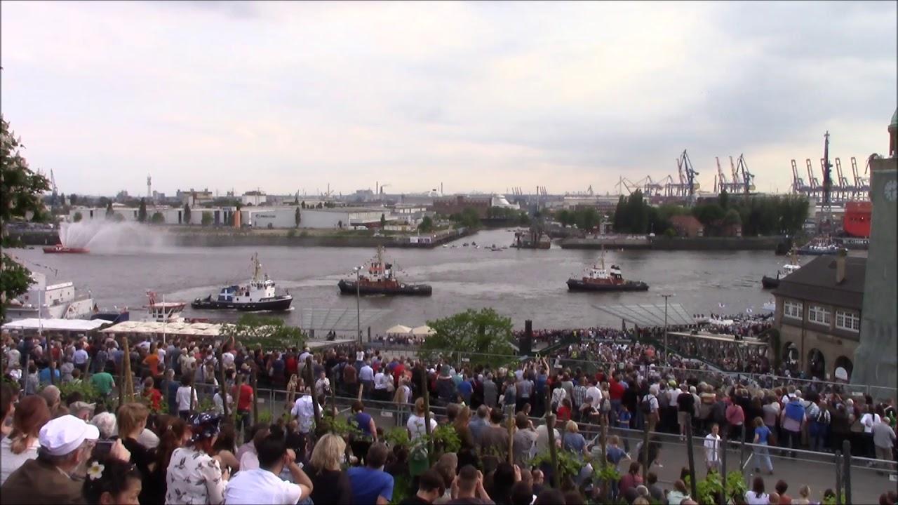 Hafengeburtstag Hamburg Datum