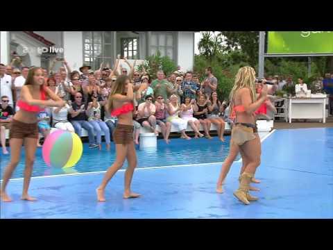 Loona   Medley 2015, HD ZDF Fernsehgarten 19 7 2015