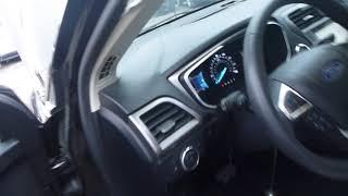 FORD FUSION SE 2019: Обзор/тест автомобиля на разбор (машинокомплект) из США(USA) от «АвтоКухня»