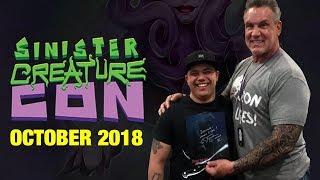 Sinister Creature Con - Sacramento (October 2018)