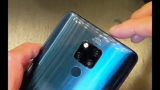 huawei mate 20 x sound test
