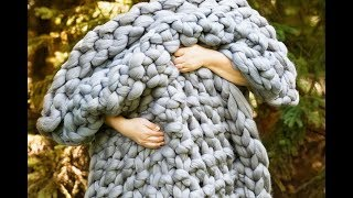HOW TO FELT MERINO WOOL BEFORE KNITTING