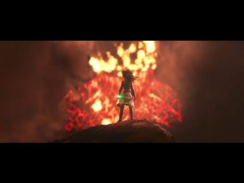 Moana Restores the Heart 1080p HD