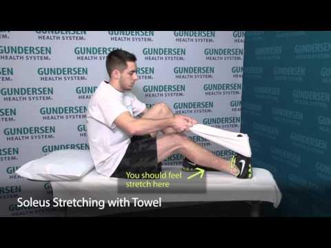 7 Soleus Stretching