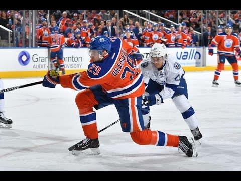 видеообзор эдмонтон тампа бэй Oilers Vs Lightning