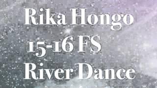 本郷理華 リバーダンス River Dance.