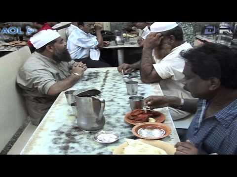 Mumbai Video Tour Guide for AOL by DR: Bagdadi Restaurant