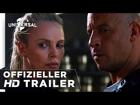 Fast & Furious 8 - Trailer deutsch/german HD