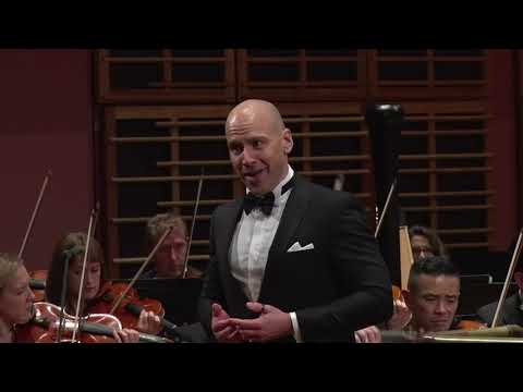 2018: Adrian Tamburini, baritone, Guest Artist (Mozart)