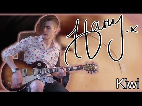 Harry Styles - Kiwi (Guitar & Bass Cover w/ Tabs)