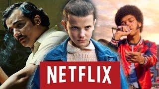 4 heftige Netflix Serien die du unbedingt sehen solltest..