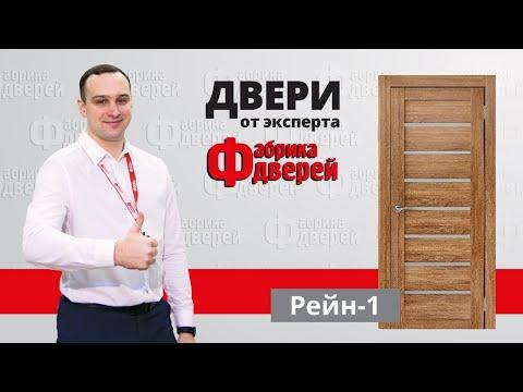 Двери от эксперта ФД: модель Рейн-1