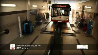 Electro Hydraulic Pit Lift