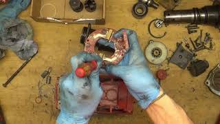 How to repair and assemble Hilti TE 905-AVR demolition hammer
