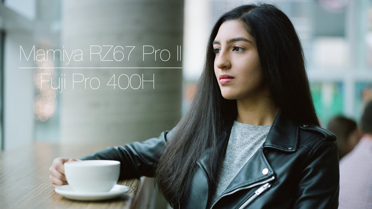 Mamiya RZ67 Pro II - Fuji Pro 400H - Environmental Portraits