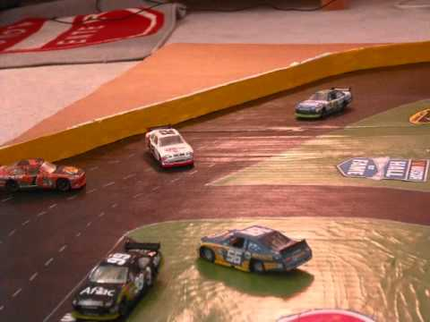 Nascar Crashes 2012 Nascar Stop Motion Crashes