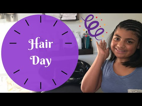 Beauty Salon Tour||Hair Appointment Day