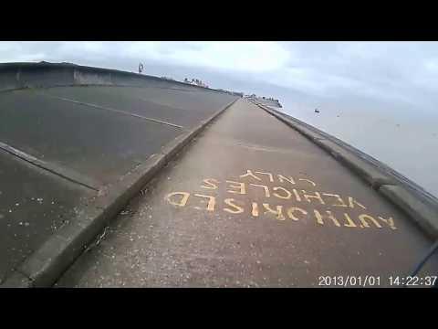 Sea defense cycling