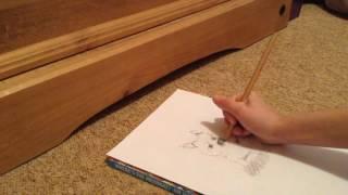 Drawing Bolt | Alexandra YT