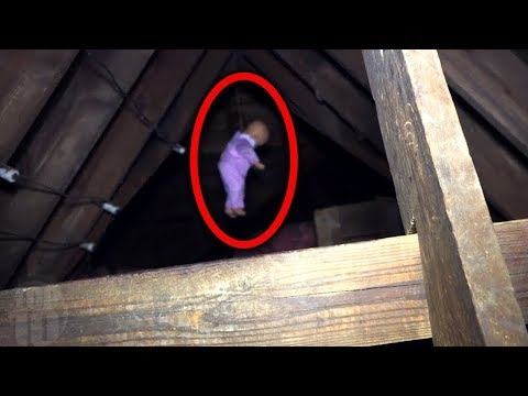 8 Creepy Things People Caught On Camera