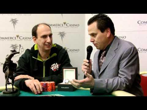Erik Seidel WIns the LAPC $25,000 High Roller Event!