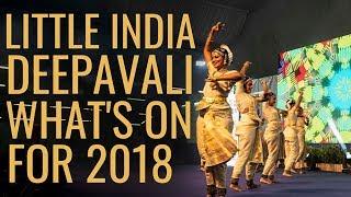 Little India Singapore - Deepavali 2018