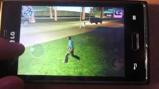 GTA Vice City на СЛАБОМ телефоне. LG E612.(, 2014-01-16T09:16:22.000Z)