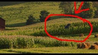 Caught on Camera ! Ohio Bigfoot / Grassman Sightings Holmes County !