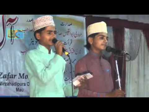 Koyel bulbul All India Natiya Mushaira Mau