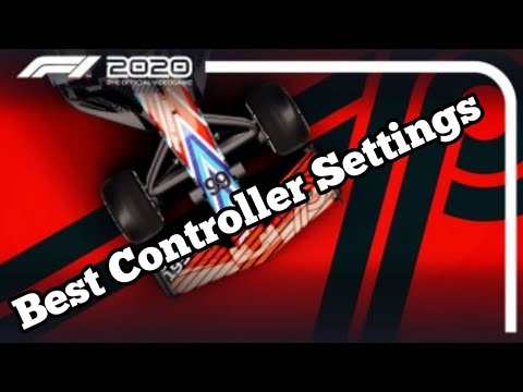 F1 2020 Best Controller Settings - YouTube
