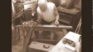 Sawhorse Diddley Bow Test