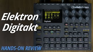 Hands-On Review | Elektron Digitakt