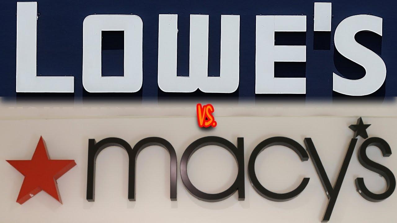 93d23ee5 Black Friday 2017 Preview: Macy's vs Lowe's (Macys vs Lowes). Black Friday  Deals