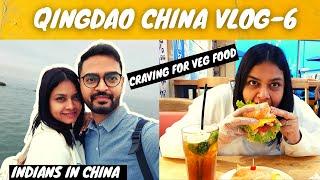 Qingdao Vlog 6 Polar Ocean Aquarium Indians in China Gujarati Vlog China Vlog