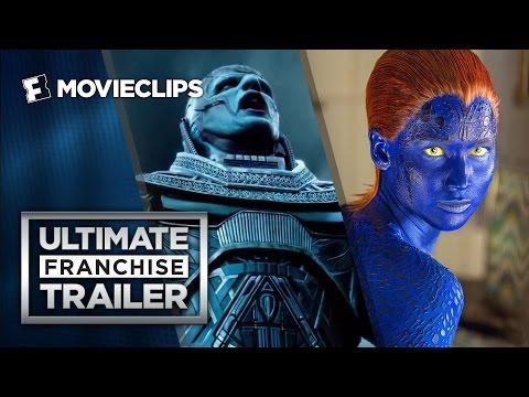X-Men Ultimate Franchise Mashup (2016) HD