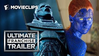 X-Men Ultimate Franchise Mashup (2016) HD