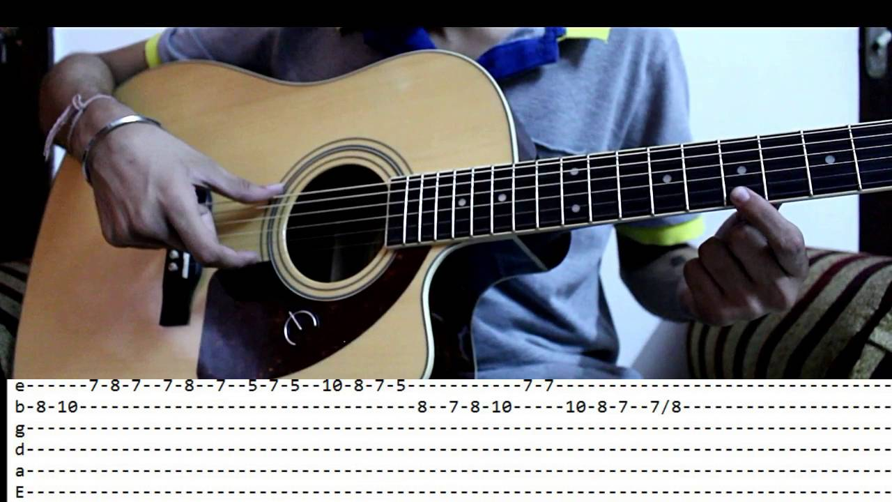 how to make a song guitar