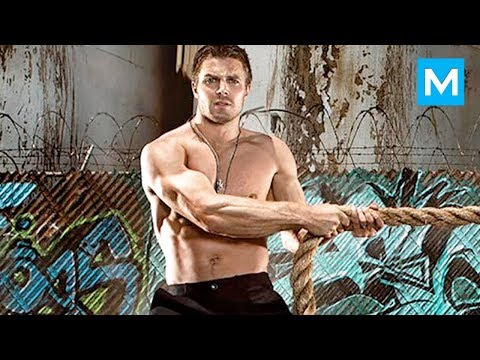 Stephen Amell  Hardest Workouts  Muscle Madness