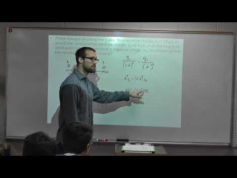 16-2 Electric Force Pt2