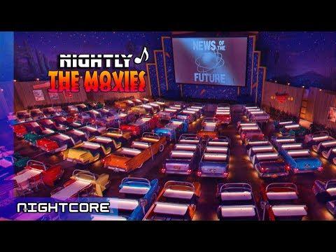 The Movies Nightly (Lyrics)   Nightcore Remix