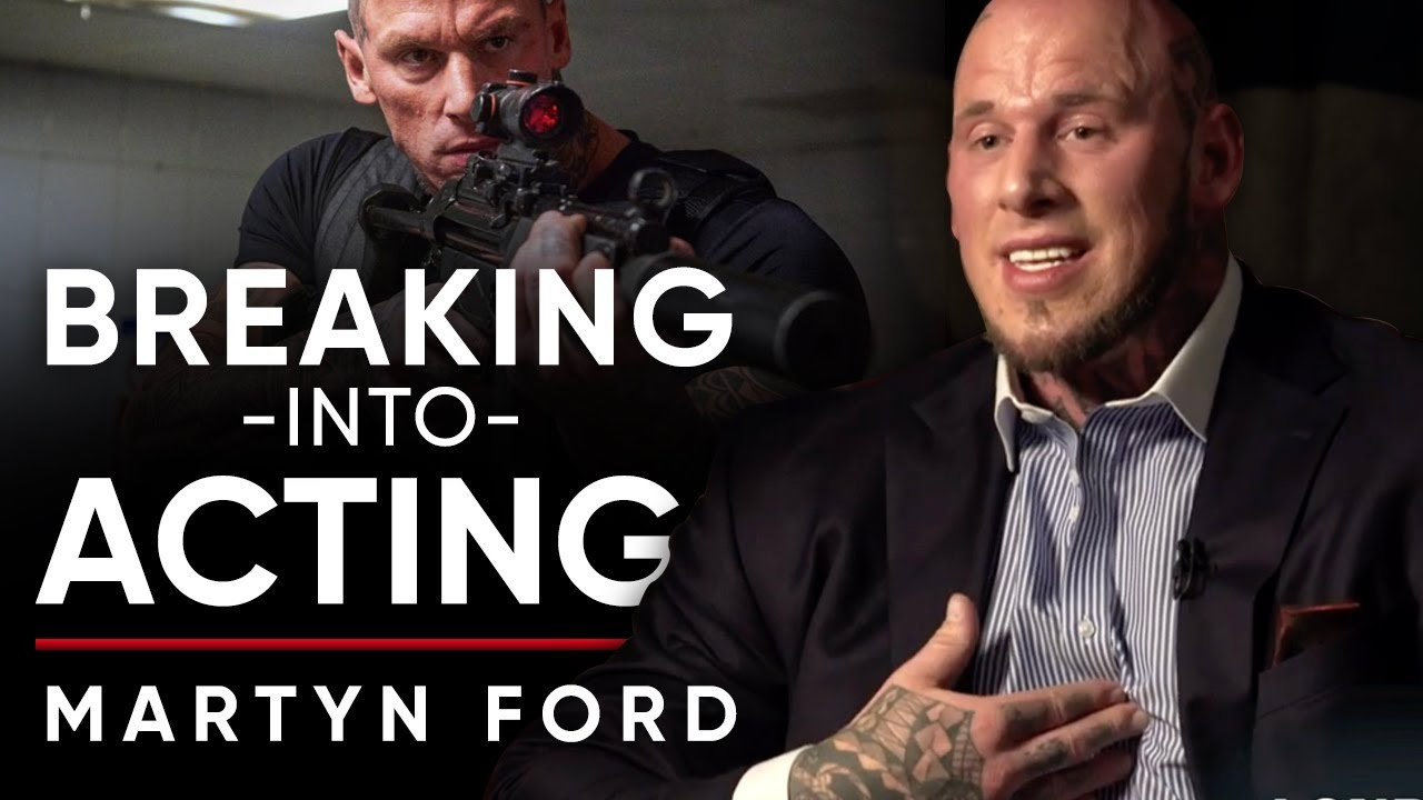 How I Got Into Acting Martyn Ford London Real