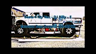 Video Beats 4 My Van - DJ Billy - E (slowed) Extreme Bass Boost!!! download MP3, 3GP, MP4, WEBM, AVI, FLV Agustus 2018