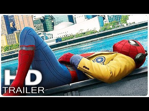 ALLE SPIDER-MAN FILME Trailer (German Deutsch) 2002 - 2017 homecoming