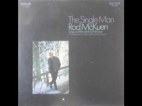 The Single Man - Rod McKuen (Vinyl - Side B)