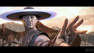 Mortal Kombat X : All Characters Intro Dialogues Part 1 (MKX)