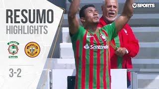 Highlights   Resumo: Marítimo 3-2 Nacional (Liga 18/19 #27)